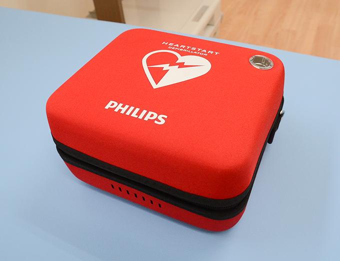 医療機器:AED